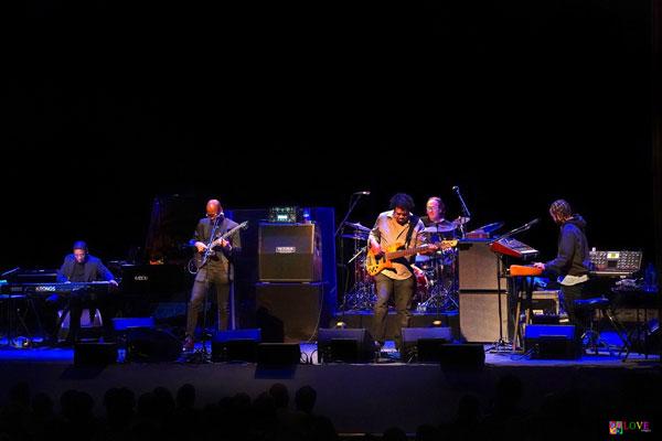 """""""Just Incredible!"""" Herbie Hancock LIVE! at BergenPAC"""