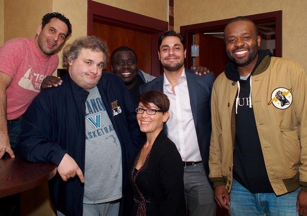 10th Annual Hoboken Comedy Festival