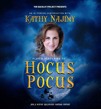 "MPAC Hosts Kathy Najimy For Q&A Following Screening Of ""Hocus Pocus"""