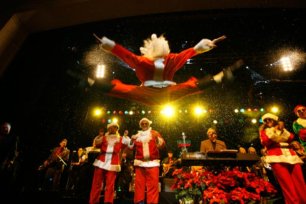 Holiday Express Returns To Count Basie Center For The Arts For Shows Dec 16-17