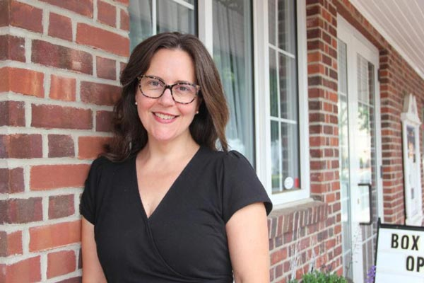 Hopewell Theater Co-Founder, Sara Scully, To Lead Expansion of Theater