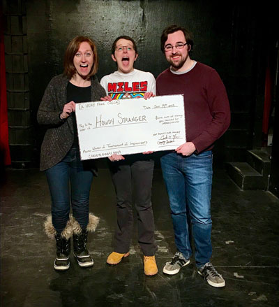 NJ Improv Group Crowned Champions of New York Competition