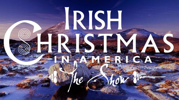 Grunin Center Presents Irish Christmas in America on December 12
