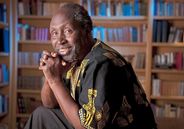 An Interview With Novelist and Playwright Ngugi wa Thiong'o