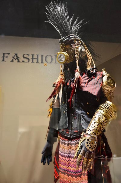 Steampunk Fashion at the Morris Museum