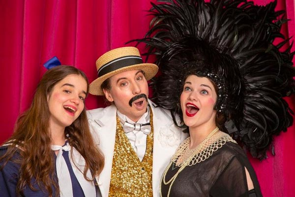 Victorian Meets Vaudeville at Cape May MAC