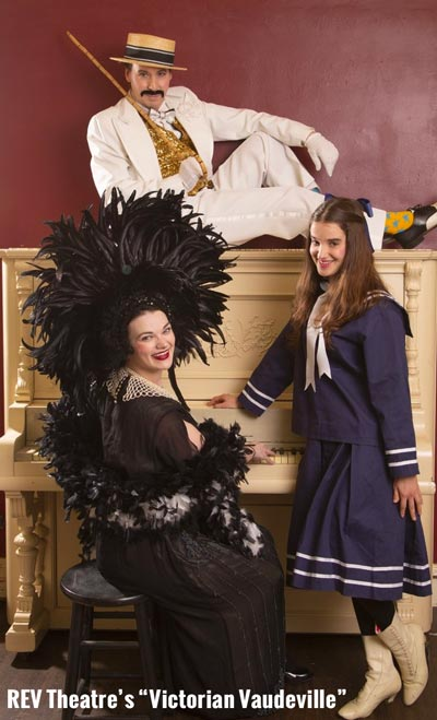 Victorian Meets Vaudeville at Cape May MAC