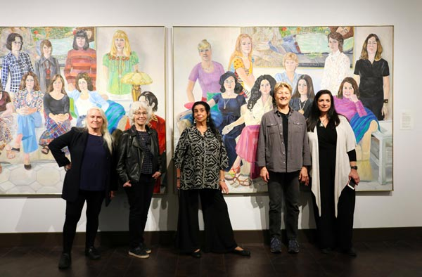 Rowan University Exhibit Showcases Past and Present of SOHO20 Art Collective