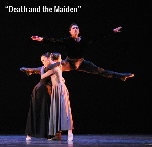 Firsts and Lasts: New Jersey Ballet Season Opener at Mayo Performing Arts Center