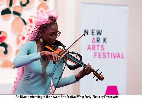 Looking Back At Newark Arts Festival 2019