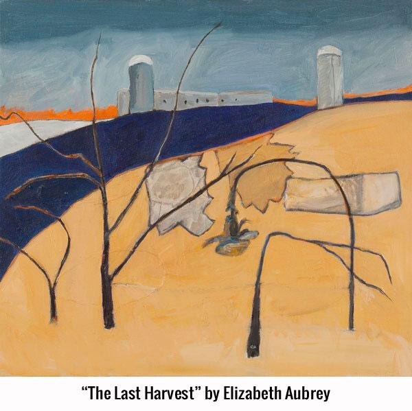 The Last Harvest by Elizabeth Aubrey