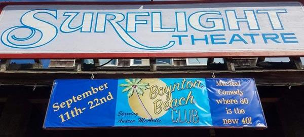 "Susan Seidelman's ""Boynton Beach Club"" Debuts at Surflight Theatre"