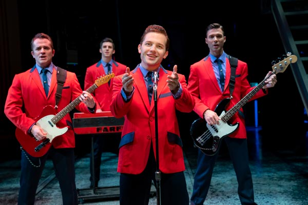 "State Theatre Presents ""Jersey Boys"""