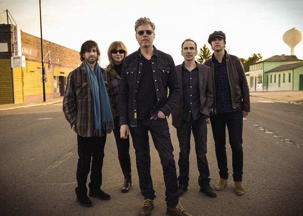 Newton Theatre Presents The Jayhawks