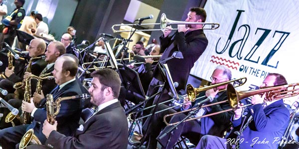 PHOTOS from NJCU Alumni Jazz Big Band