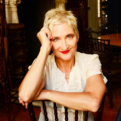 Jill Sobule Joins ECR Music Group Roster