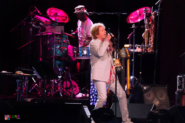 The Voice of Yes: Jon Anderson LIVE! at Ocean City Music Pier