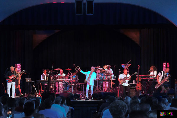 The Voice of Yes: Jon Anderson LIVE! at Ocean City Music