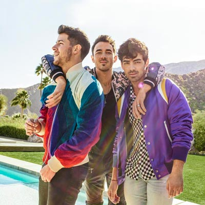 The Jonas Brothers To Perform In Newark and Atlantic City in November