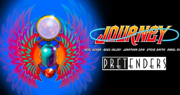 Journey And The Pretenders To Play Shows In Holmdel And Camden