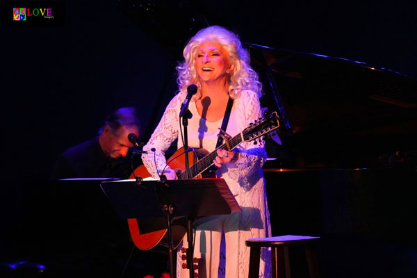 """Spot-On!"" Judy Collins LIVE! at the Newton Theatre"