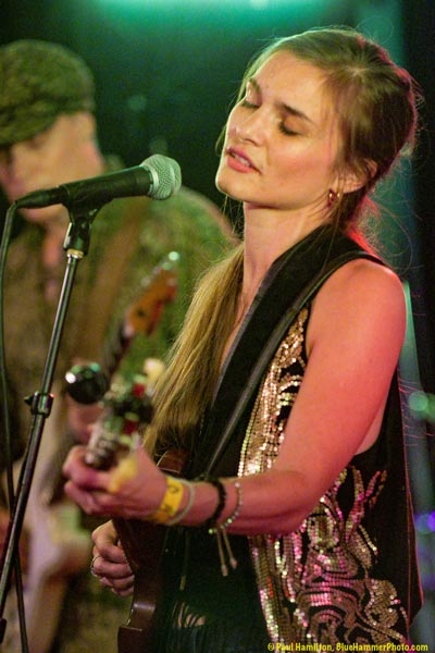 Katie Henry Returns Home For Stanhope Show This Friday