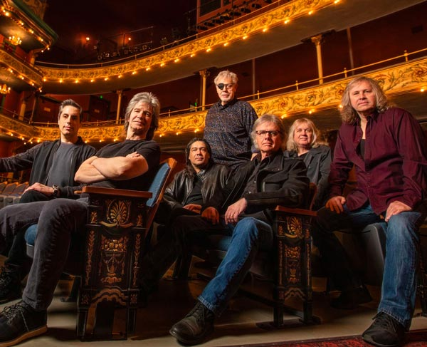 An Interview with Richard Williams of Kansas, Appearing at Atlantic City's Hard Rock Hotel and Casino on May 31 and June 1