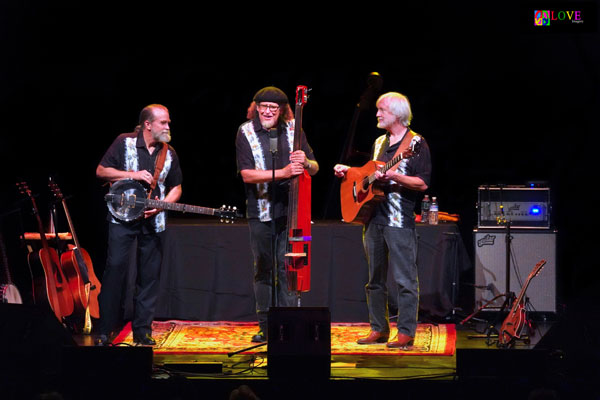 The Kingston Trio, The Brothers Four, and The Limeliters LIVE! at MPAC