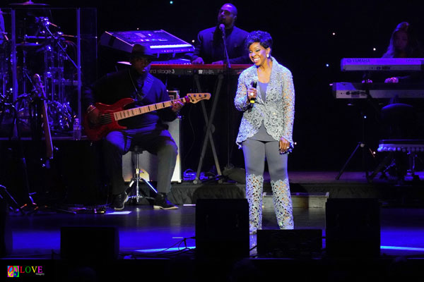 """She Sounds Even Better Than Her Records!"" Gladys Knight LIVE! at MPAC"