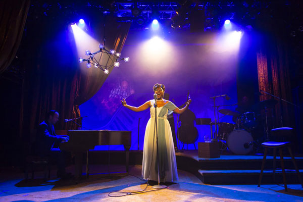 """Little Girl Blue: The Nina Simone Musical"" A Superb Production"