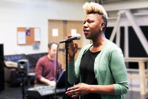 "Laiona Michelle Talks About ""Little Girl Blue: The Nina Simone Musical"""