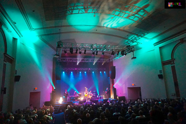 Jonny Lang LIVE! at the Newton Theatre