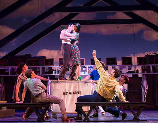 """Heart Warming and Melodic: """"Last Days of Summer"""" at George Street Playhouse"""