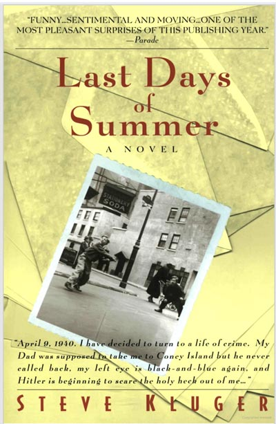 "Steve Kluger Talks About ""Last Days of Summer"" at George Street Playhouse"