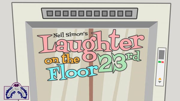 """Teaneck New Theatre Presents Neil Simon's """"Laughter On The 23rd Floor"""" in Hackensack"""