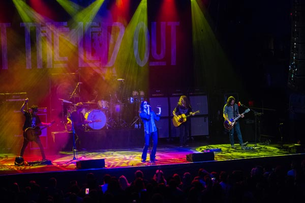 Get The Led Out To Perform At Wellmont Theater On August 16