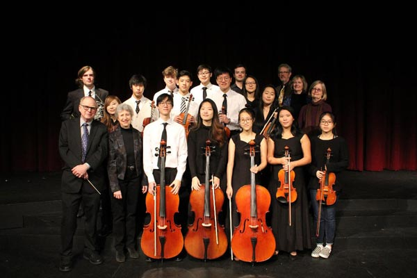 Leonia Chamber Musicians Society to Present Benefit Concert for Leonia High School Music Department