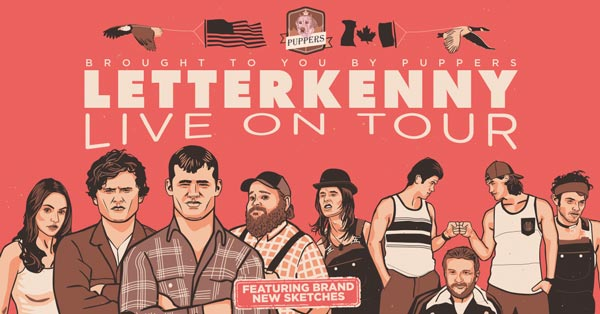 Letterkenney Live Comes To Count Basie