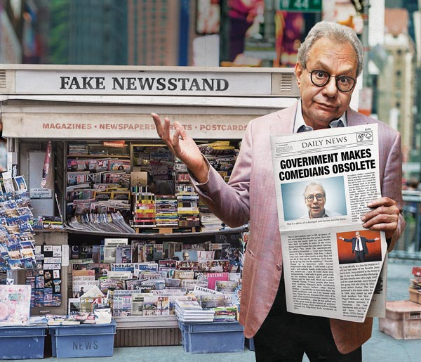 State Theatre Presents Lewis Black On March 7