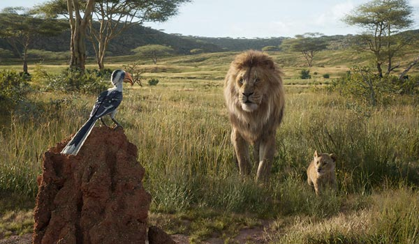 "REVIEW: ""The Lion King"""