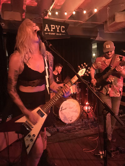 Makin Waves Scene Report with Light of Day Winterfest, Windows of Understanding, The Brighton Bar and more