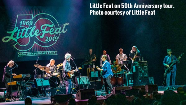 50 Years Of Little Feat