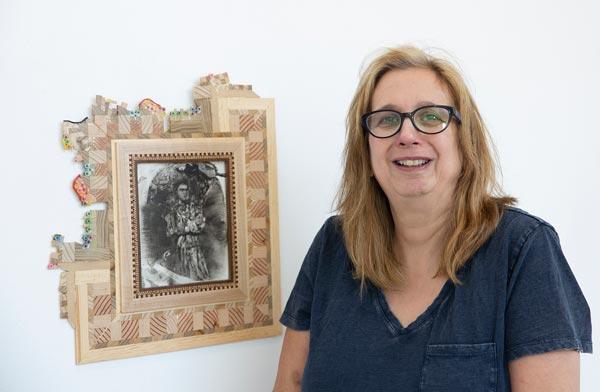 "Middlesex County College Art Professor N.V. Heller Presents ""The Darkest Room"""