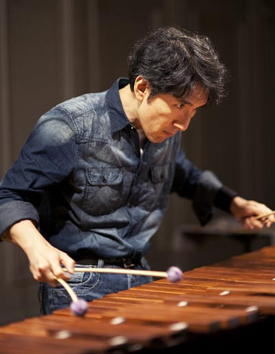 Marimbist Makoto Nakura To Perform In Mauricetown