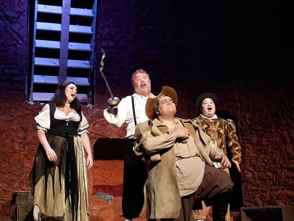 "Playhouse 22 Presents ""Man of La Mancha"""