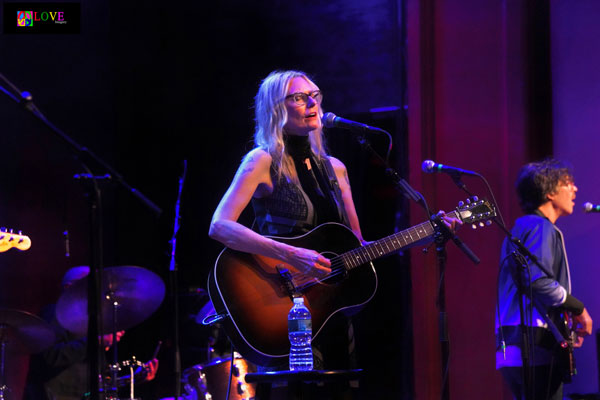 Aimee Mann LIVE! at the Newton Theatre