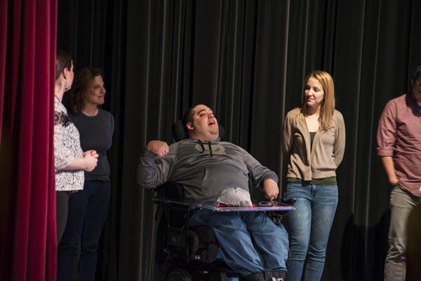 Premiere Stages to Present Staged Reading of Play By Writer Who Refuses to be Defined by His Disability