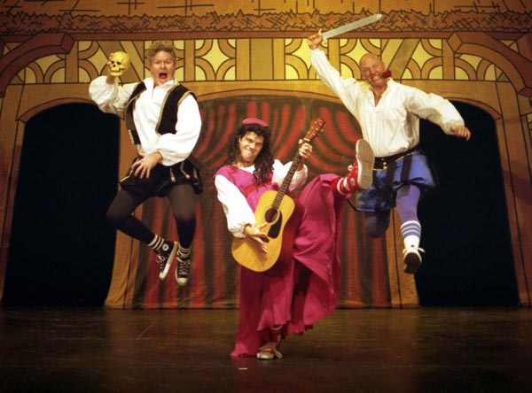 The Complete Works of William Shakespeare (abridged) [revised] Returns to MPAC