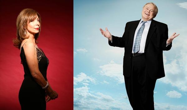 MPAC Presents Louie Anderson and Rita Rudner: He Said She Said