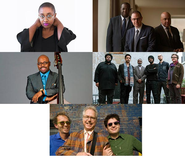 McCarter Presents Jazz In June
